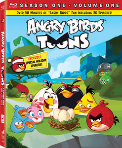 Angry Birds Toons: Season One Volume 1