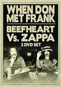Beefheart Vs. Zappa: When Donmet Frank