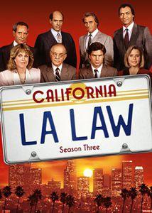 L.A. Law: Season Three , Harry Hamlin