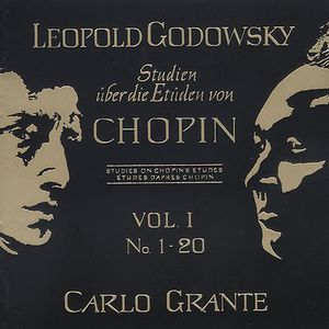 Studies After the Etudes of Chopin