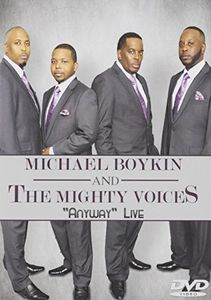 Michael Boykin & the Anyway Live