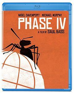 Phase IV , Nigel Davenport