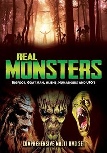 Real Monsters: Bigfoot