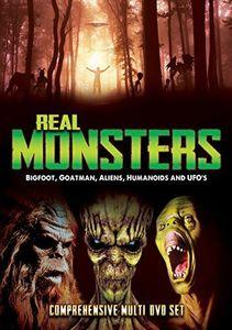 Real Monsters: Bigfoot