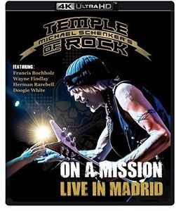 On a Mission: Live in Madrid