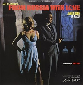 From Russia With Love (Original Soundtrack) [Import]