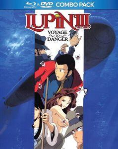 Lupin the 3rd: Voyage to Danger
