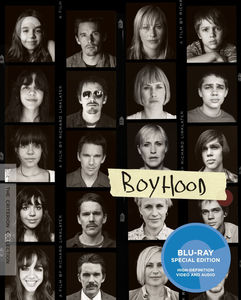 Boyhood (Criterion Collection)