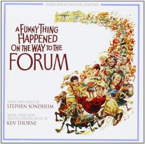 Funny Thing Happened On The Way To Forum (Original Cast Recording) [Import]