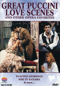 Great Puccini Love Scenes and Other Opera Favorites