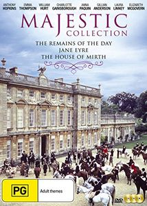 Majestic Coll: Remains Of The Day /  Jane Eyre /  House Of Mirth [Import]