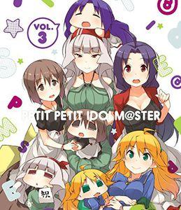 Puchimas: Petit Petit Idolmaster 3 [Import]