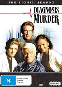 Diagnosis Murder: Season 8 [Import]