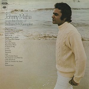 Sings The Music Of Bacharach & Kaempfert , Johnny Mathis