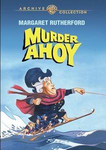 Murder Ahoy , Margaret Rutherford