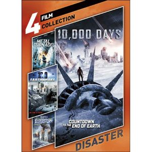 4-Film Collection: Disaster