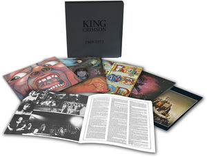 1969 - 1972 [Import] , King Crimson