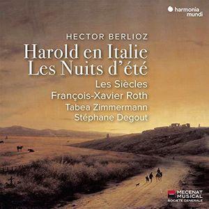 Berlioz: Harold En Italie Les Nuit D'ete