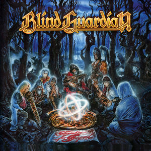 Somewhere Far Beyond (Picture Disc LP In Gatefold) [Import] , Blind Guardian