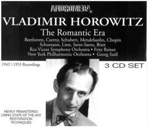Vladimir Horowitz- Die Romanti