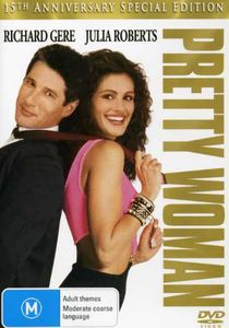 Pretty Woman 15th Anniversary Edition (PAL DVD) [Import]