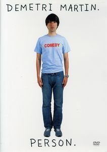 Demetri Martin. Person.