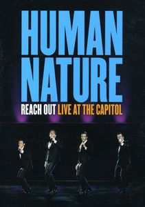 Human Nature-Reach Out: Live at the Capitol (PAL DVD) [Import]