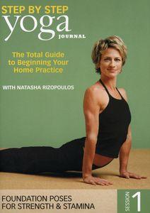 Yoga Journal's: Beginning Yoga Step by Step 1