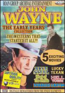 John Wayne: Early Years