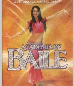 Academia de Baile-(Axe-Danza Arabe-Vals) [Import]