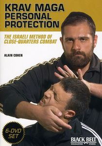 Krav Maga Personal Protection: Israeli Method of Close-Quarters Fighting Combat