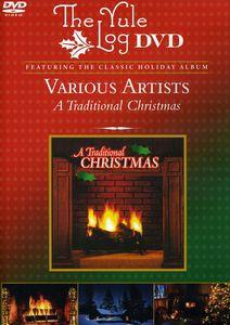 A Traditional Christmas /  Yule Log