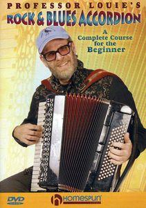 Professor Louie's Rock & Blues Accordion: Complete