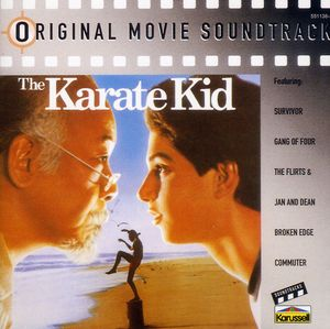 The Karate Kid (Original Soundtrack) [Import]