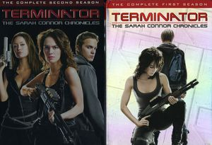 Terminator: Sarah Connor Chronicles - Seasons 1&2