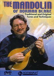 The Mandolin of Norman Blake
