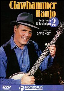 Clawhammer Banjo: Volume 2