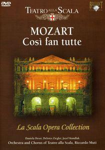 Mozart-Cosy Fan Tutte [Import]