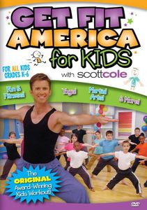 Get Fit America for Kids Workout