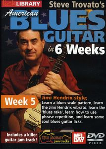 American Blues Guitar in 6 Weeks: Week 5
