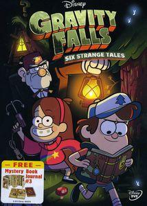 Gravity Falls: Six Strange Tales