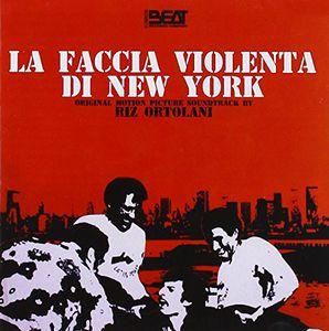 La Faccia Violenta Di New York (Original Soundtrack) [Import]