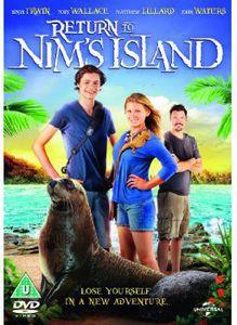 Return to Nim's Island [Import]