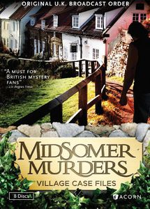Midsomer Murders: Village Case Files (Reissue) , Cathryn Bradshaw