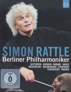 Simon Rattle Conducts the Berliner Philharmoniker