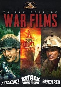 War Films Triple Feature