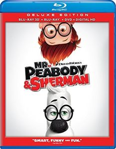 Mr. Peabody & Sherman (Deluxe Edition)