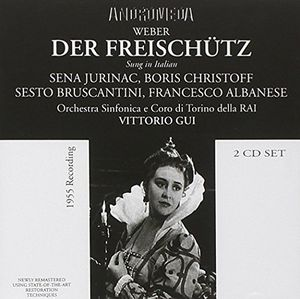 Der Freischutz (Sung in Italian)