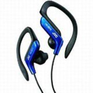 JVC Haeb75A Sport Clip Headphone