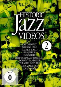 Historic Jazz Videos Vol. 2